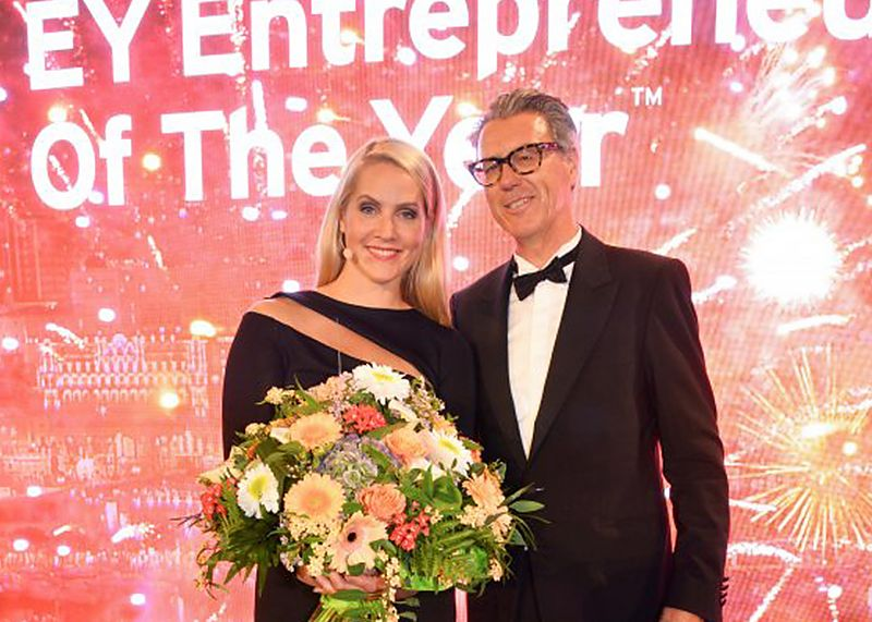 Harald Seifert ist Finalist beim Entrepreneur Of The Year 2018